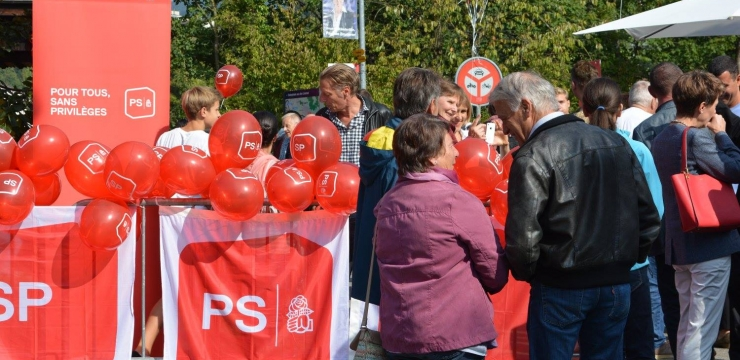 Le vote socialiste entre «anciens» et «nouveaux» travailleurs