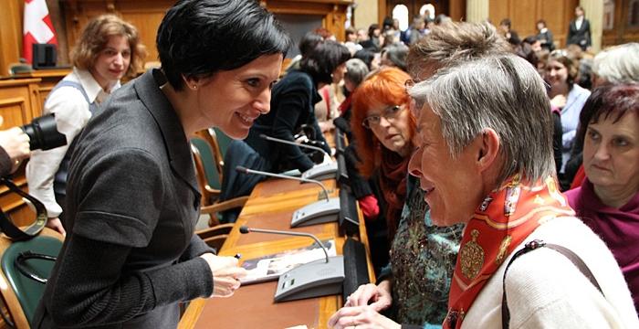 Der Frauenanteil auf den Nationalratslisten ist seit 20 Jahren unverändert