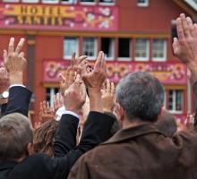 Mehr Möglichkeit zum Mitreden – grössere Demokratiezufriedenheit: Ein Vergleich der Schweizer Kantone