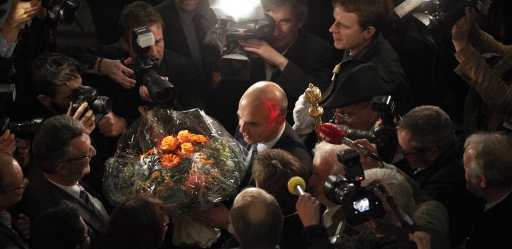 Bundesratswahlen stehen immer mehr im medialen Fokus