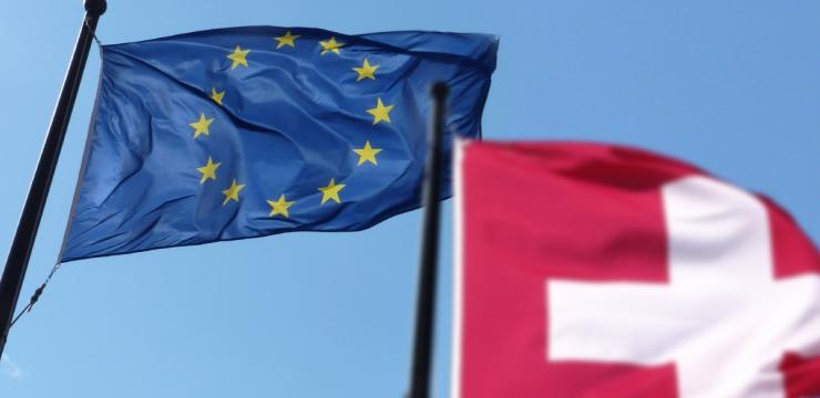 Der europapolitische Alltag der Schweiz