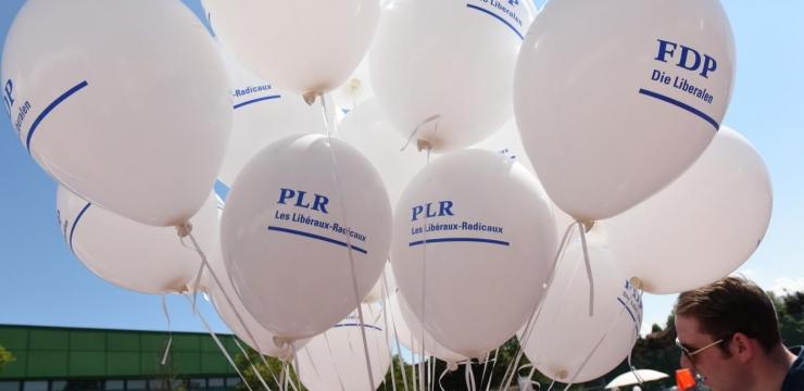 L'immense opportunité du PLR