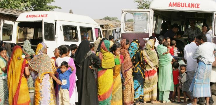 Entwicklungshilfe: Schaden oder Nutzen durch viele Geldgeber?