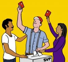 MEI: Ausländer hätten gleich gestimmt