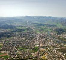 Auswirkungen von Gemeindefusionen auf die lokale Demokratie: Beispiel Aarau-Rohr