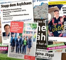 Die Kampagnenstrategien der Parteien bei den Nationalratswahlen 2015