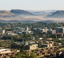 """Die missglückte Demokratisierung von Lesotho – der """"Schweiz Afrikas"""""""