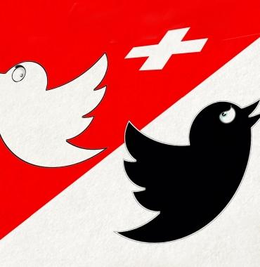 DSI auf Twitter: Zivilgesellschaft nicht stärker präsent als bei übrigen Abstimmungen