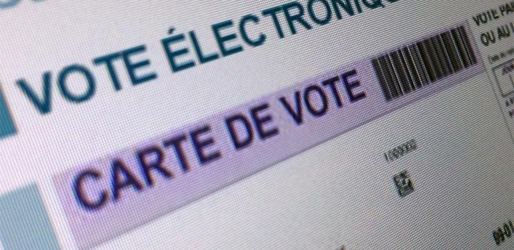 Un sondage révèle un large soutien au vote électronique malgré des préoccupations liées à la sécurité