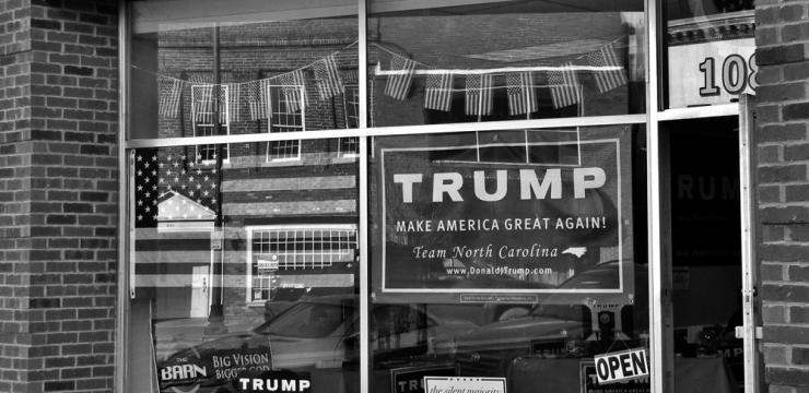 Eine Analyse der U.S. Präsidentschaftswahlen 2016 aus der Perspektive des politischen Marketings