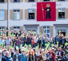 Back to the roots – gelingt Meinungsbildung an der Landsgemeinde besser?