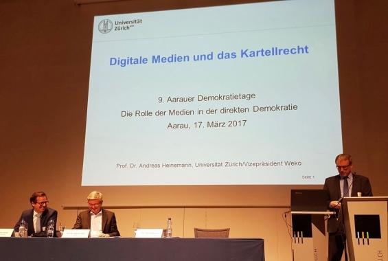 Digitale Medien und das Kartellrecht