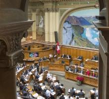 Wie sich die Verteilung der Nationalratssitze auf die Kantone über die Zeit verändert hat