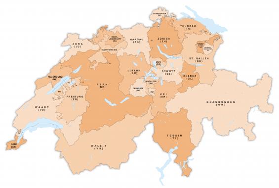 Zwischenbilanz: kantonale Parlamentswahlen 2016 und 2017
