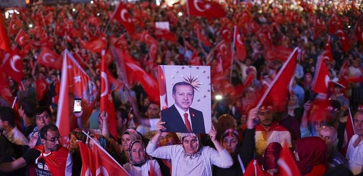 Die Entwicklung der Demokratiequalität in der Türkei