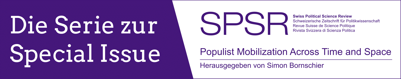 SPSR Special Issue Populismus