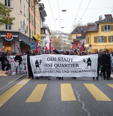 Die Gentrifizierung Zürichs in Zahlen und Fakten