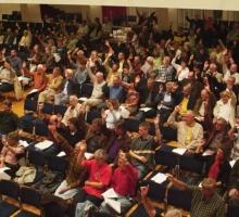Ist die Abschaffung der Gemeindeversammlung ein Demokratieverlust?